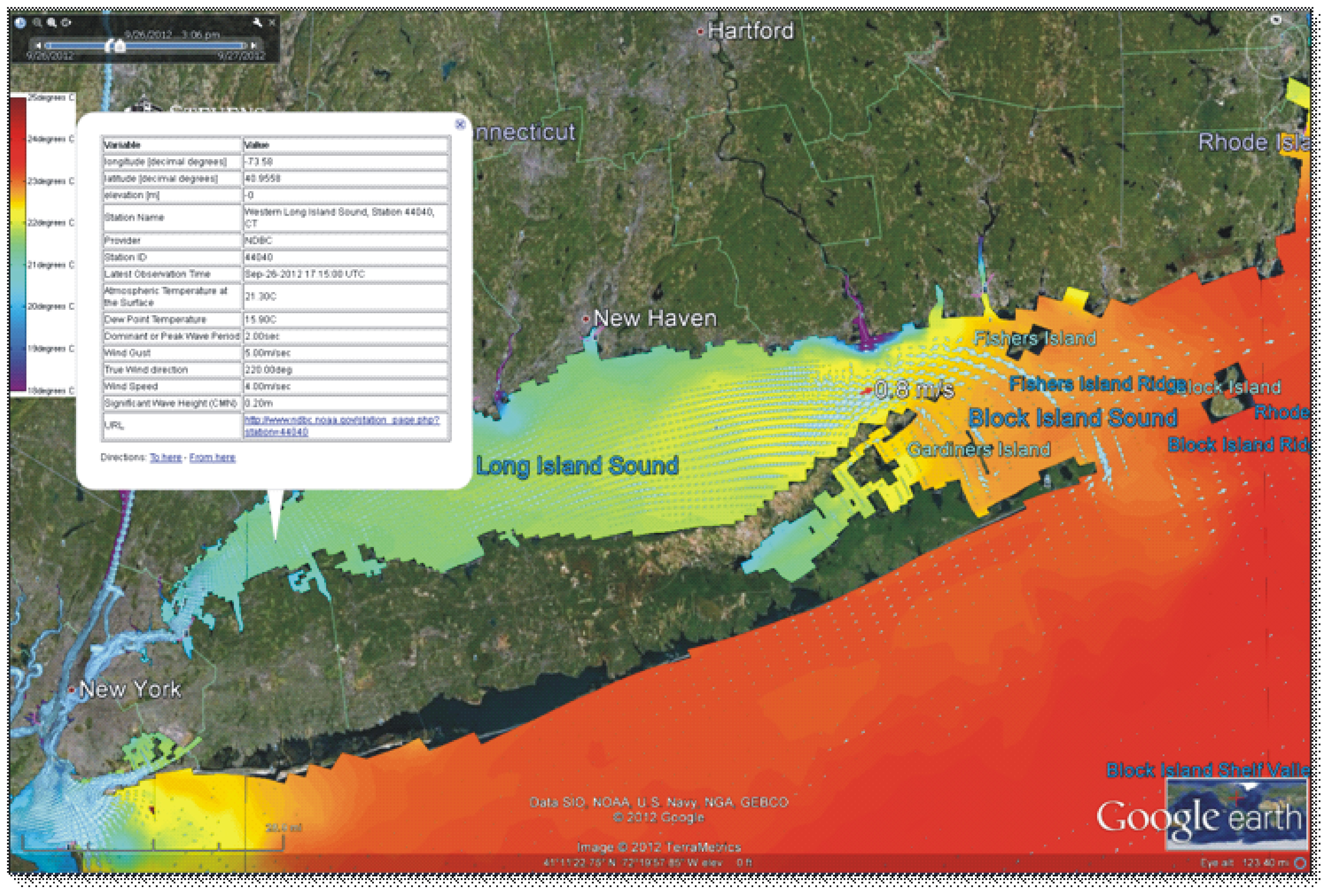the long island sound Page 3 of 28 1 introduction: this report summarizes the outcomes of the long island sound sea floor mapping workshop held november 30, 2007 at fort trumbull state park in new london, ct.